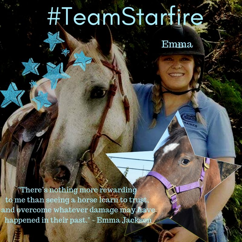 #TeamStarfire
